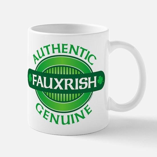 Authentic Faux Irish Mug