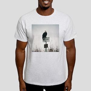 Legal Eagle Ash Grey T-Shirt