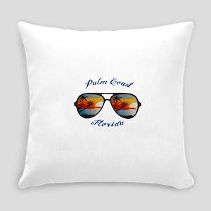 Florida - Palm Coast Everyday Pillow