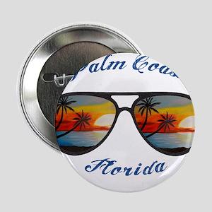 "Florida - Palm Coast 2.25"" Button"
