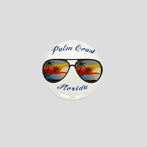 Florida - Palm Coast Mini Button