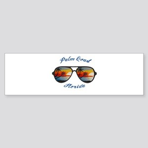 Florida - Palm Coast Bumper Sticker