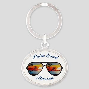 Florida - Palm Coast Keychains