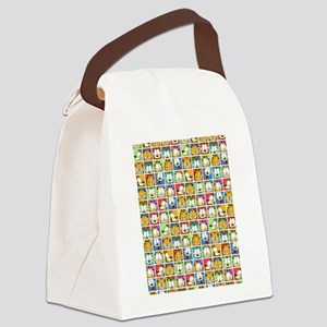 facetime_neoprene_lunch Canvas Lunch Bag