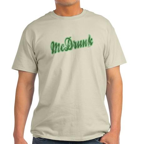 McDrunk Light T-Shirt