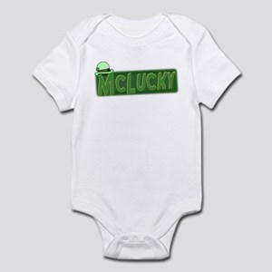 McLucky Infant Bodysuit