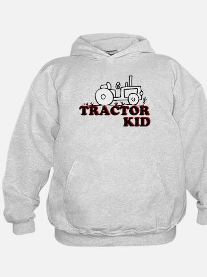 Tractor Kid Hoodie
