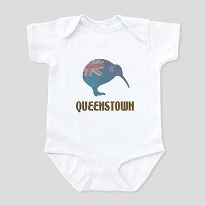 Queenstown New Zealand Infant Bodysuit