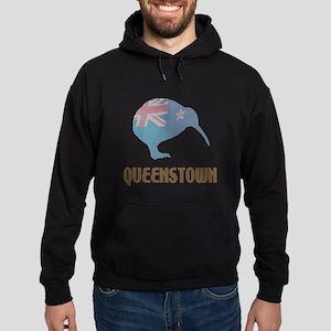 Queenstown New Zealand Hoodie (dark)