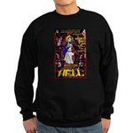 The Mother of God Visits Hell Sweatshirt (dark)