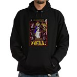 The Mother of God Visits Hell Hoodie (dark)