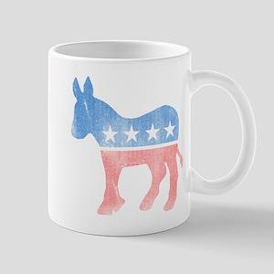 Democratic Donkey Mug