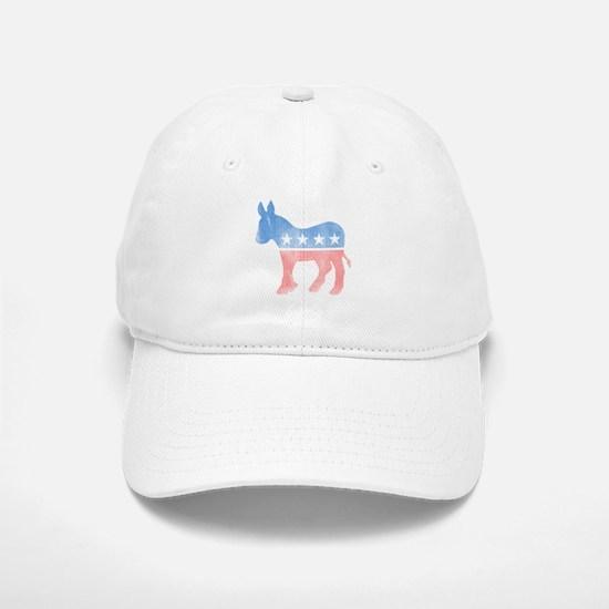 Democratic Donkey Baseball Baseball Cap