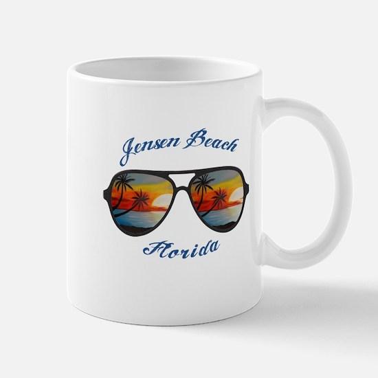 Florida - Jensen Beach Mugs
