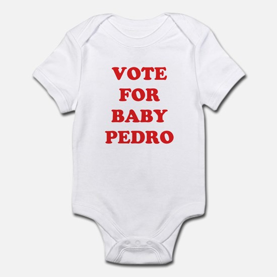 Vote for Baby Pedro Infant Creeper