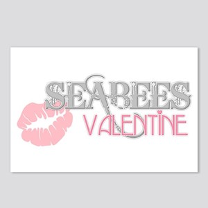 V-Day Kiss (Seabee) Postcards (Package of 8)