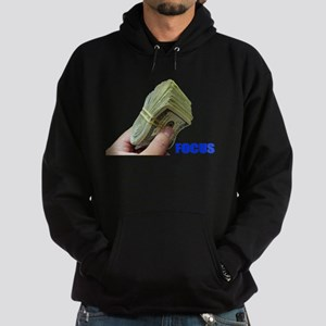 Focus on Money Hoodie (dark)