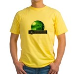 Towed Howitzer Yellow T-Shirt