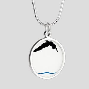 Springboard Diving Necklaces