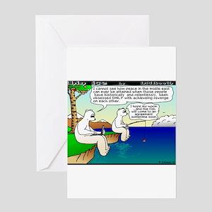 REVENGE? Greeting Card