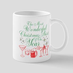Wonderful Christmas Shirt 11 oz Ceramic Mug