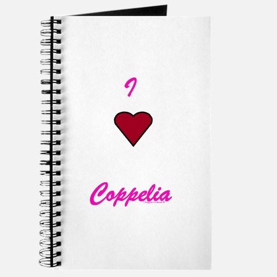 Heart Coppelia Journal