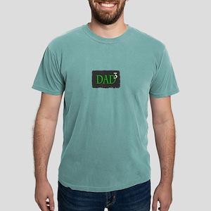 Dad of Three Mens Comfort Colors® Shirt