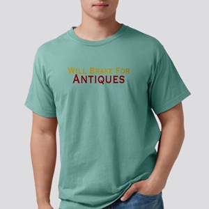 Will Brake For Antiques Mens Comfort Colors® Shirt