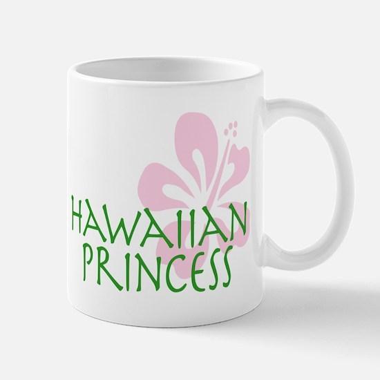 Hawaiian Princess mug