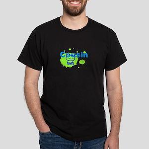 Cousin Little Frog Dark T-Shirt