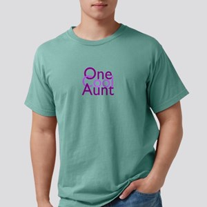 One Cool Aunt Mens Comfort Colors® Shirt