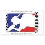 40-oz Logo - Rectangle Sticker
