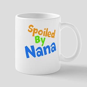 Spoiled By Nana 11 oz Ceramic Mug