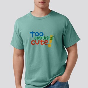 Too Stinking Cute! Mens Comfort Colors® Shirt