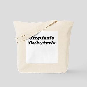 Impizzle Dubyizzle Tote Bag