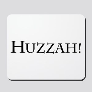 Huzzah2: Mousepad