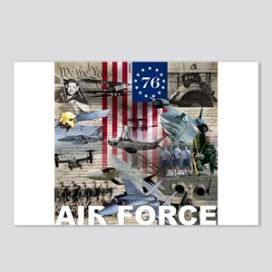 AIR FORCE 1776 Postcards (Package of 8)