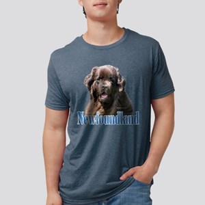Newf(brown)Name T-Shirt