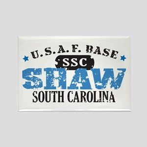 Shaw Air Force Base Rectangle Magnet