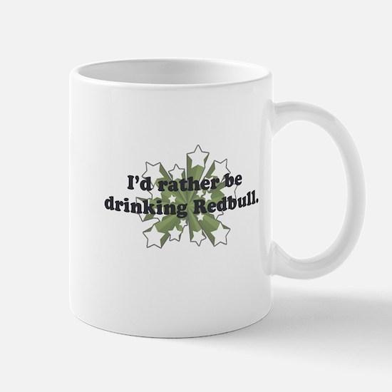 I'd rather be drinking Red Bu Mug
