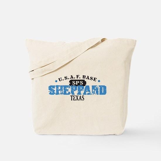 Sheppard Air Force Base Tote Bag