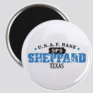 Sheppard Air Force Base Magnet