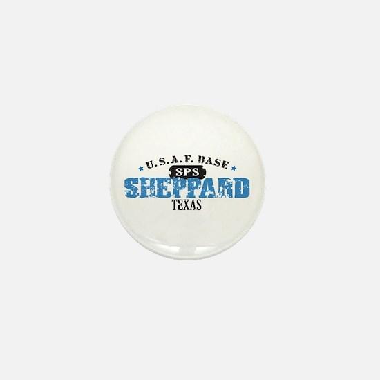 Sheppard Air Force Base Mini Button