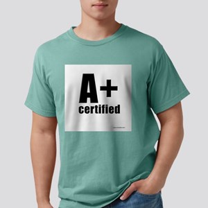 A Plus Certified Ash Grey T-Shirt