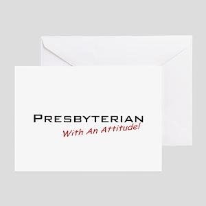 Presbyterian / Attitude Greeting Cards (Pk of 20)