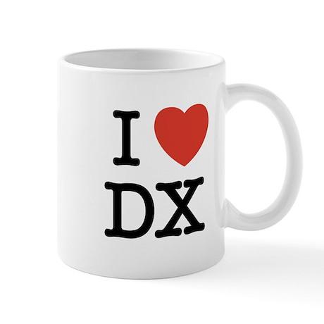 I Heart DX Mug