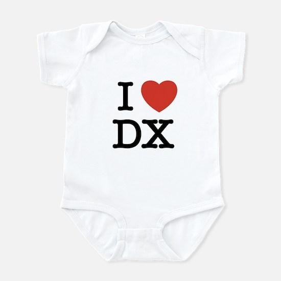 I Heart DX Infant Bodysuit
