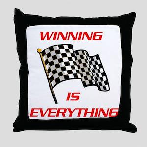 WINNING CHOICE Throw Pillow