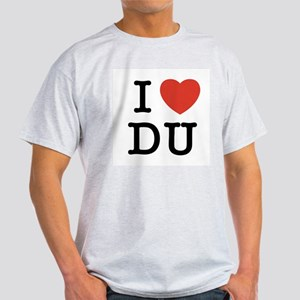 I Heart DU Light T-Shirt