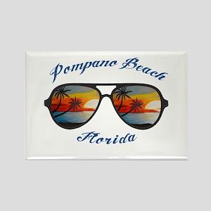 Florida - Pompano Beach Magnets